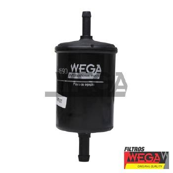 Filtro de Combustível - Plástico - Wega - FCI1690 - Unitário