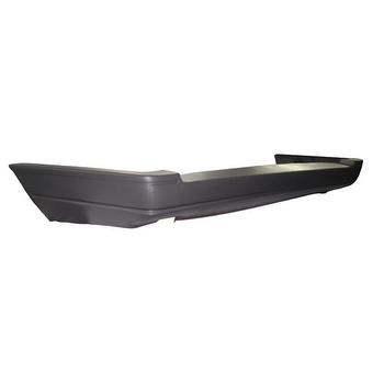 Para-Choque Cinza Claro Texturizado Traseiro - DTS - 6435 - Unitário