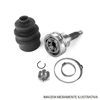 Kit Homocinética - MecPar - CV1708 - Unitário