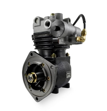Compressor de ar monocilindro LK3823/ LK3825 AGRALE/ VW - Schulz - 816.0005-0 - Unitário