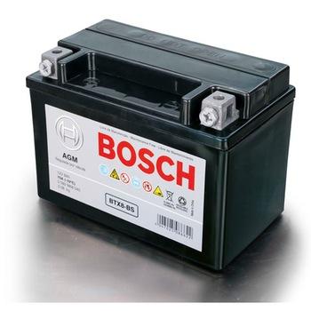 BATERIA DE MOTO - BTX12-BS - Bosch - 0092M68080 - Unitário