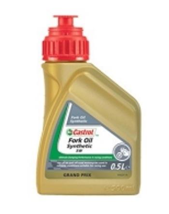 Fluido de Suspensão Castrol Synthetic Fork Oil - 5W - Castrol - 3378768 - Unitário