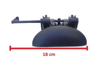 Maçaneta Externa Dianteira (2P / 4P) Dir. - ORI - 8200 - Unitário