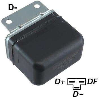 Regulador de Voltagem - Gauss - GA013 - Unitário