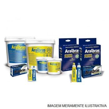 Adesivo Epóxi 10min Aralbras Pastoso 20g - Brascola - 3010023 - Unitário