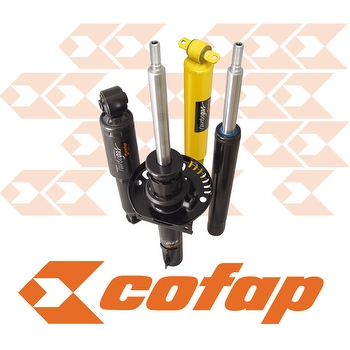 Amortecedor Traseiro Turbogás - Cofap - GBL1205 - Unitário