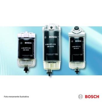 Filtro de Combustível Separador de Água - DB 0734 - Bosch - 0986450734 - Unitário