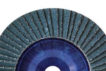 Disco Flap Evolution R822 grão 50 180x22,23mm - Norton - 66623313813 - Unitário