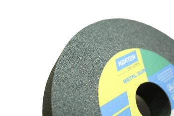 Rebolo metal duro 39C 80 KVK - 152,4X19,0X31,75 - Norton - 66243464672 - Unitário
