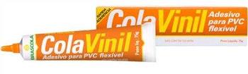 Adesivo Contato Vinil 75g - Brascola - 3140003 - Unitário