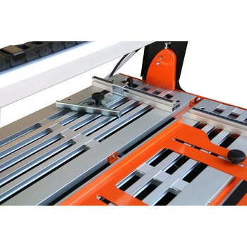 Máquina para corte - porcelanato Clipper - TR202E 230V - Norton - 70184602086 - Unitário
