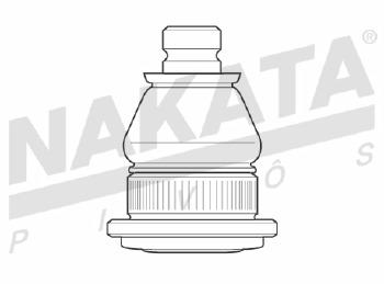Pivô - Nakata - N 9235 - Unitário