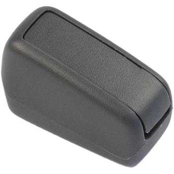 Botão de Acionamento da Maçaneta Interna da Porta Dianteira - Universal - 71801 - Unitário