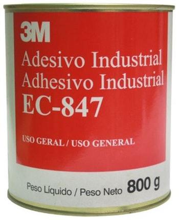Adesivo Industrial 847 - 3M - H0000499972 - Unitário