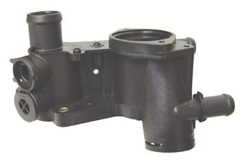 Carcaça Válvula Termostato com Ar Quente - Kit & Cia - 40065 - Unitário