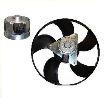 Eletroventilador - Valeo - 696054R - Unitário