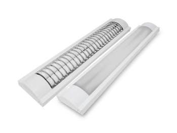 Lâmpada Luminária Tubular LED T8 2x18W Bivolt 6500K - Ourolux - 05522 - Unitário