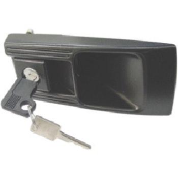 Maçaneta Externa da Porta Dianteira OPALA 1981 - Universal - 40287 - Unitário