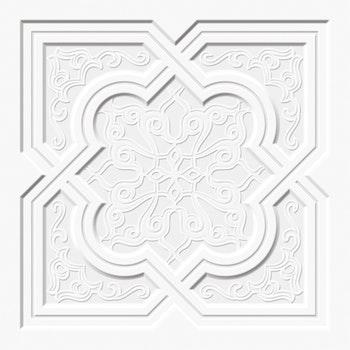 Revestimento Platrê Soft 21 x 21cm - Ceusa - 2132 - Unitário
