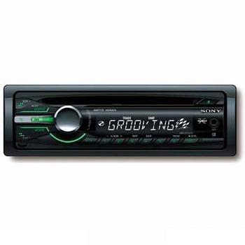 Cd Player - Sony - CDX-GT257X - Unitário