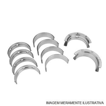 Bronzina do Mancal - Apex - BCZ18 025 - Unitário