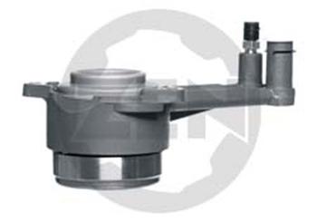 Atuador Hidráulico de Embreagem Para Utilitários - ZEN - 12936 - Unitário