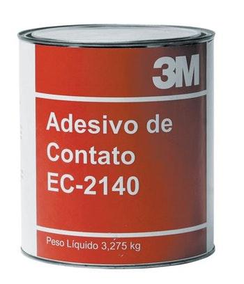 Adesivo Contato EC - 2140 3,2Kg - 3M - H0000499691 - Unitário