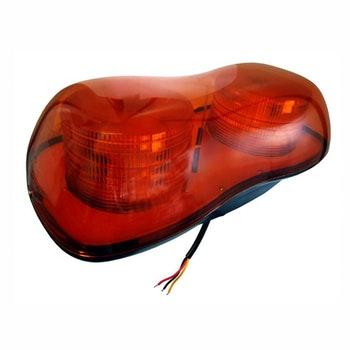 Sinalizador de Advertência de Dupla Função 12/24V - DNI 4100 - DNI - DNI 4100 - Unitário