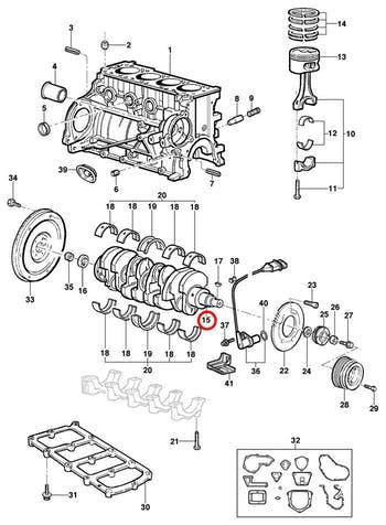 Árvore-de-manivelas - Original Chevrolet - 93380518 - Unitário