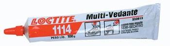 Adesivo Semi Secativo 100g - Loctite - 1186162 - Unitário