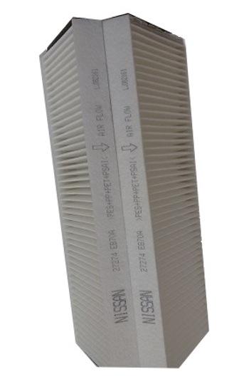 Filtro do Ar Condicionado - Original Nissan - 27274EB70A - Unitário