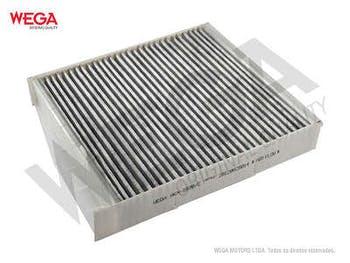 Filtro do Ar Condicionado - Wega - AKX-1830/C - Unitário