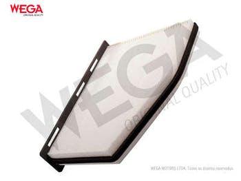 Filtro do Ar Condicionado - Wega - AKX-1100 - Unitário