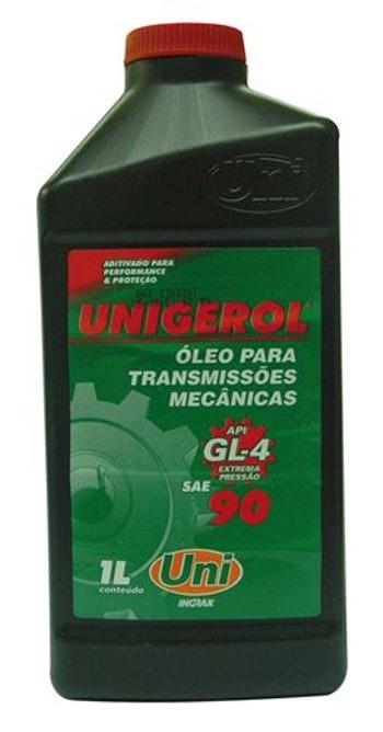 Óleo Lubrificante Unigerol Sae-90 1L - Ingrax - UNIGEROL-EP SAE-90 - Unitário