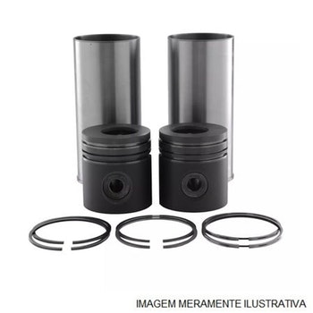 Kit do Motor - Original Scania - 551384 - Unitário