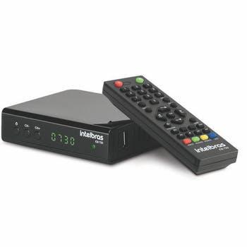Conversor e Gravador Digital HDTV CD 730 - Intelbras - 4143005 - Unitário