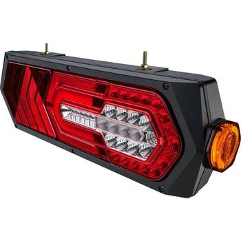 Lanterna Traseira - Sinalsul - 2729 1 24 D - Unitário