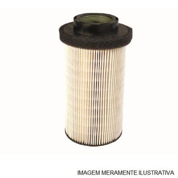 Filtro Blindado de Combustível - MAHLE - KC214 - Unitário