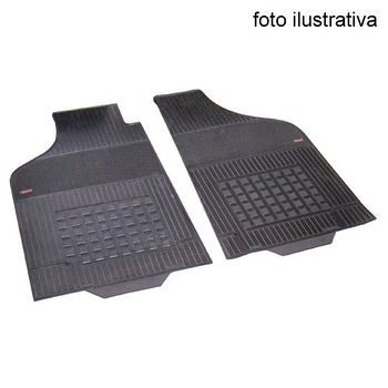 Tapete de Borracha - Borcol - 1113151 - Kit