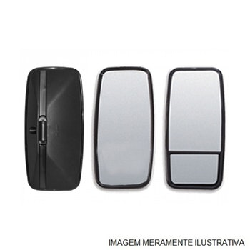 Espelho retrovisor - Cofran Retrovisores - 1506.1 - Unitário