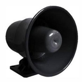 Sirene Sinalizadora Eletrônica de 6 Tons 125Db 12V - DNI - DNI 3330 - Unitário