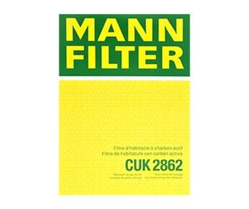 Filtro do Ar Condicionado - Mann-Filter - CUK2862 - Unitário