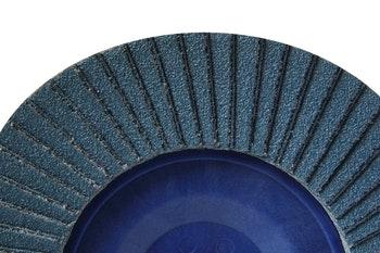 Disco Flap Evolution R822 grão 60 180x22,23mm - Norton - 66623313736 - Unitário