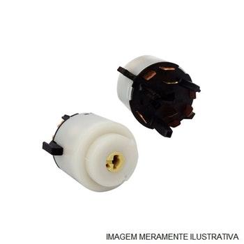 Comutador de Ignição 6 Terminais com Aviso Sonoro e Estacionamento - Kostal - 4825604 - Unitário
