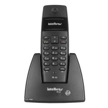Telefone Sem Fio TS 40 - Intelbras - 4070355 - Unitário