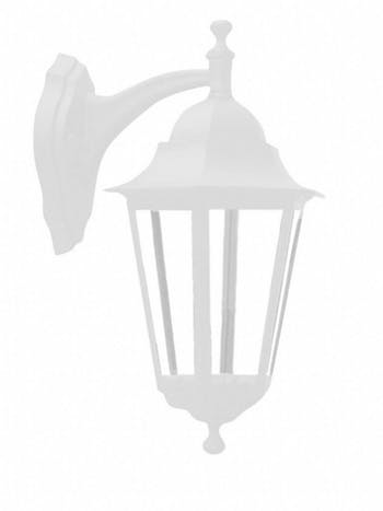 Arandela TLF 27 60W Branca - Taschibra - 15060012 - Unitário