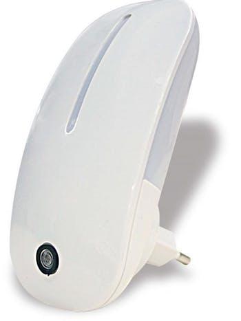 Luz Guia de LED Collors com Sensor Branco 1W 4000K - Taschibra - 15130001 - Unitário