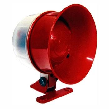 Sirene para monitoramento e incêndio - DNI - DNI 4325 - Unitário