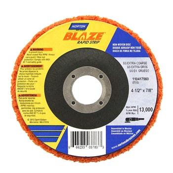 Disco Strip Blaze 115x22mm - Norton - 66623303783 - Unitário