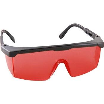 Óculos de Segurança Foxter Vermelho - Vonder - 70.55.150.000 - Unitário